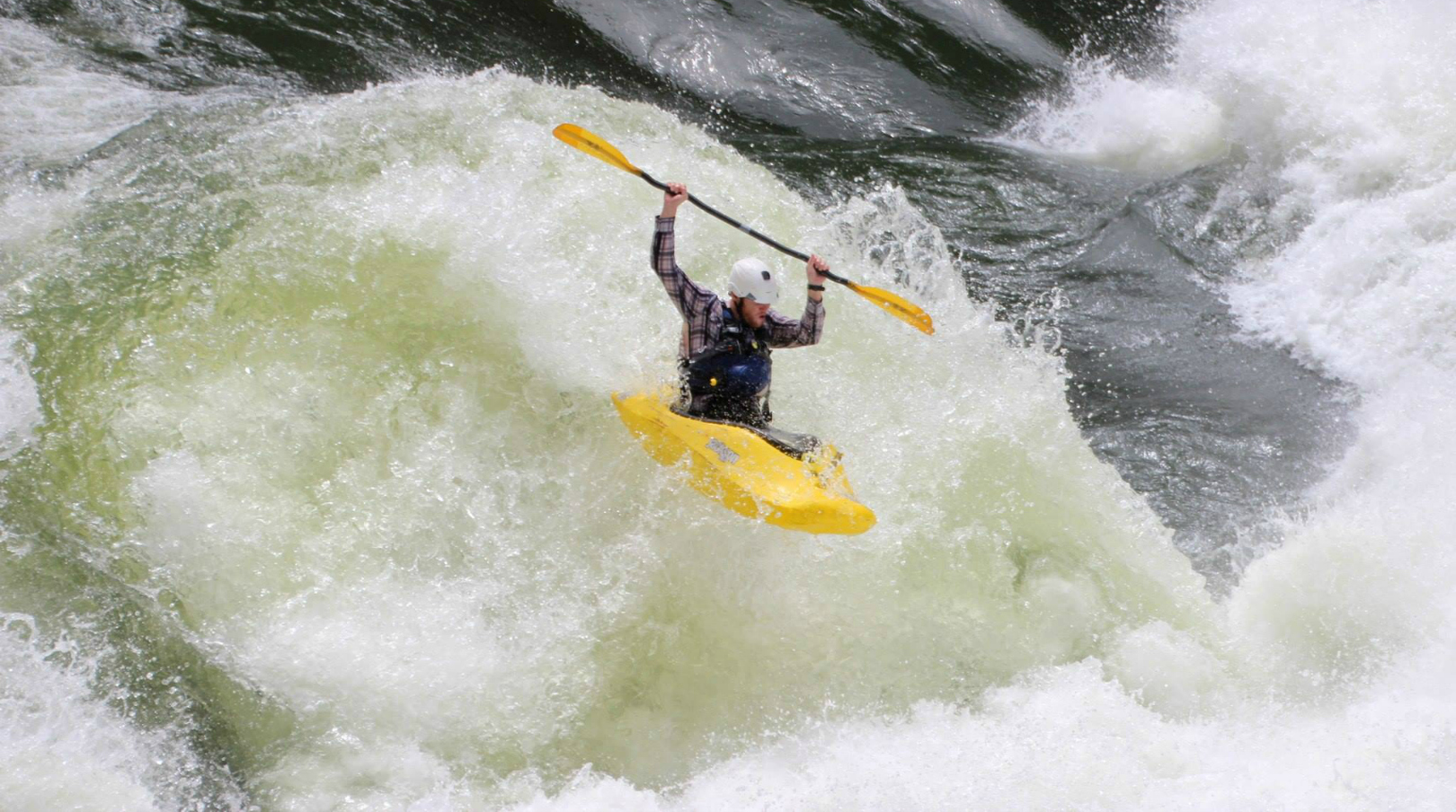 Go Big, kayaking the Zambezi