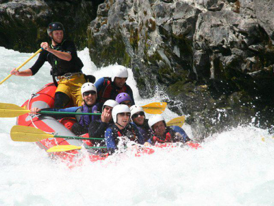 Rafting Switzerland